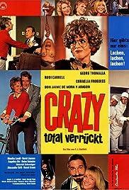 Crazy - total verrückt Poster
