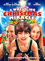 A Wrestling Christmas Miracle (2020) poster