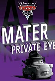 Mater Private Eye Poster