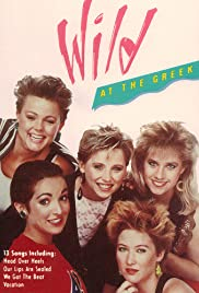 The Go-Go's: Wild at the Greek Poster