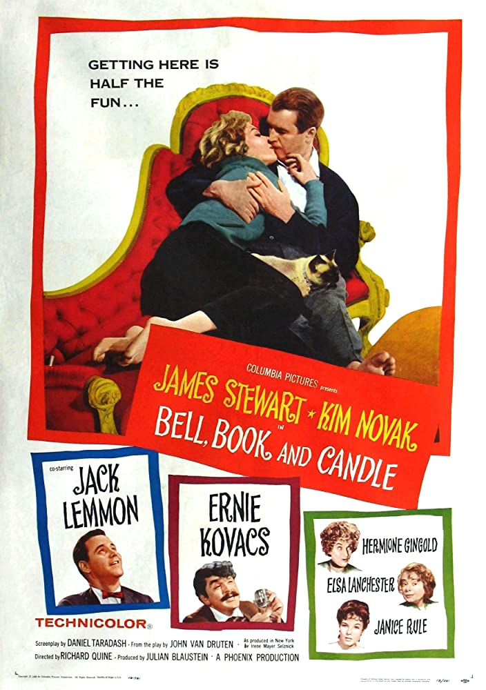 Bell Book and Candle (1958)