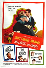 Bell Book and Candle Poster