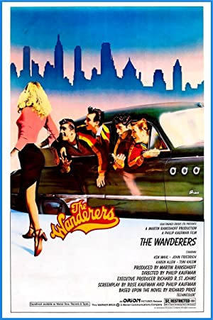 Poster The Wanderers - Terror in der Bronx