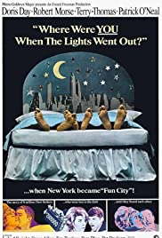 Where Were You When the Lights Went Out? (1968) Poster - Movie Forum, Cast, Reviews