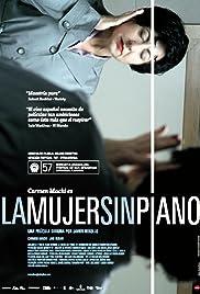 La mujer sin piano Poster