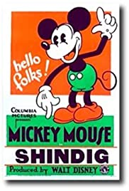 The Shindig Poster