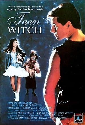 Poster Teen Witch - Hokuspokus in der Highschool