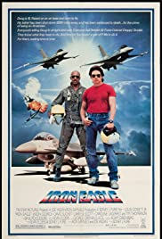 Iron Eagle (1986) Poster - Movie Forum, Cast, Reviews