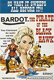 The Pirate of the Black Hawk Poster
