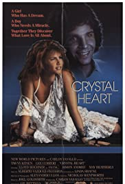 Crystal Heart (1986) Poster - Movie Forum, Cast, Reviews