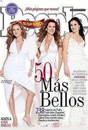 Los 50 más bellos de People en Español Poster