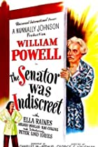 Image of The Senator Was Indiscreet