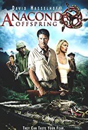 Anaconda: The Offspring (2008) Poster - Movie Forum, Cast, Reviews