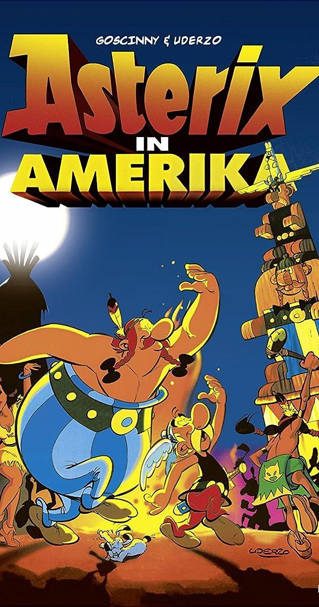 Asterix Conquista a America