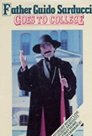 Father Guido Sarducci Goes to College Poster