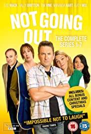 Not Going Out Poster - TV Show Forum, Cast, Reviews