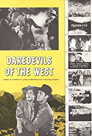 Daredevils of the West Poster