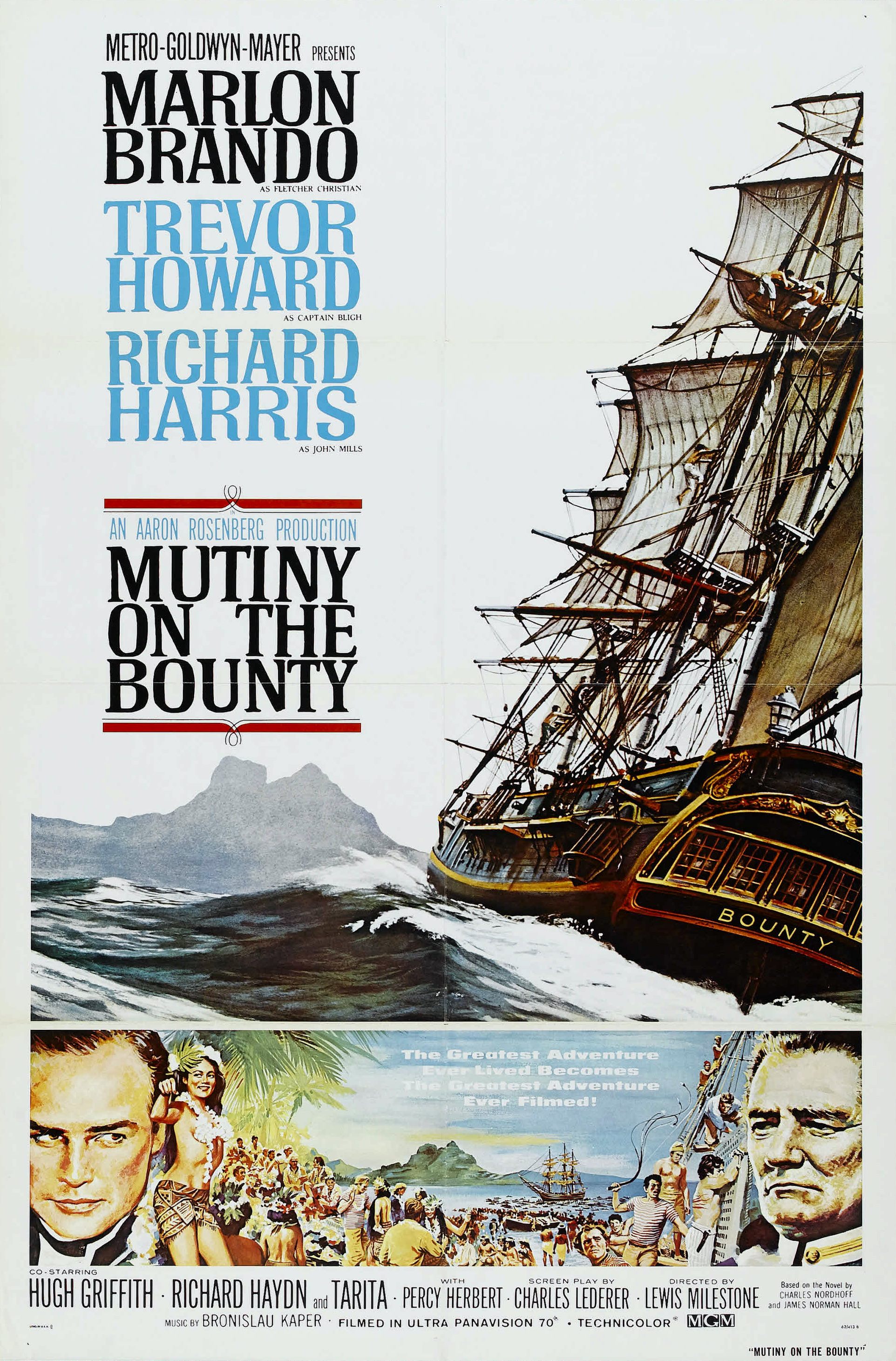 image Mutiny on the Bounty Watch Full Movie Free Online