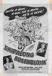 Skipalong Rosenbloom Poster