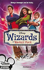 Wizards of Waverly Place - Season 3 poster