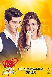 Ask Laftan Anlamaz Poster - TV Show Forum, Cast, Reviews