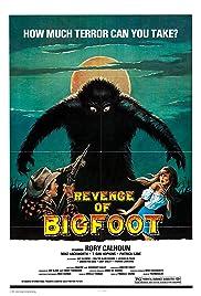 Revenge of Bigfoot Poster