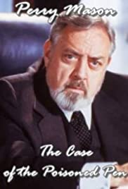Perry Mason: The Case of the Poisoned Pen Poster