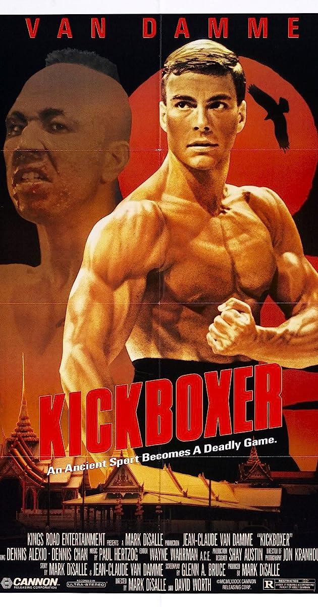 Kikboksininkas / Kickboxer (1989) Online
