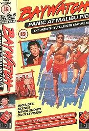 Panic at Malibu Pier Poster