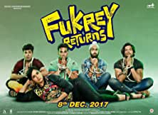 Fukrey Returns Hindi Movie 2017