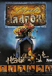 Santoladrón Poster