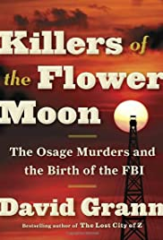 Killers of the Flower Moon Poster