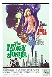 The Money Jungle Poster