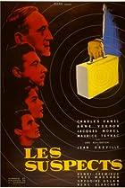 Les suspects (1957) Poster