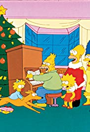 Simpsons Roasting on an Open Fire Poster - Movie Forum, Cast, Reviews