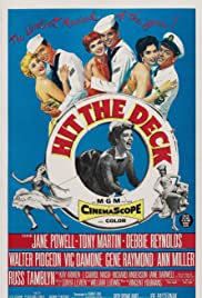 Hit the Deck Poster