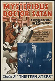 Mysterious Doctor Satan (1940) Poster - Movie Forum, Cast, Reviews