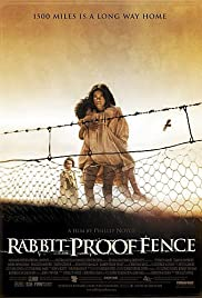 rabbit proof fence imdb rabbit proof fence poster