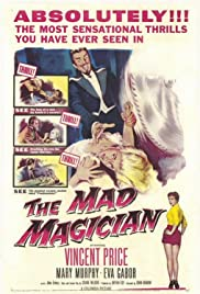 The Mad Magician (1954) Poster - Movie Forum, Cast, Reviews