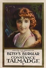 Betsy's Burglar Poster