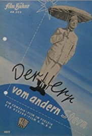 Der Herr vom andern Stern Poster