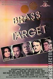 Brass Target Poster