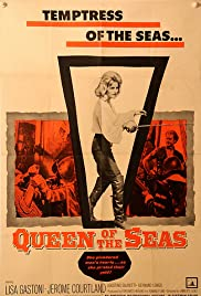 Queen of the Seas Poster