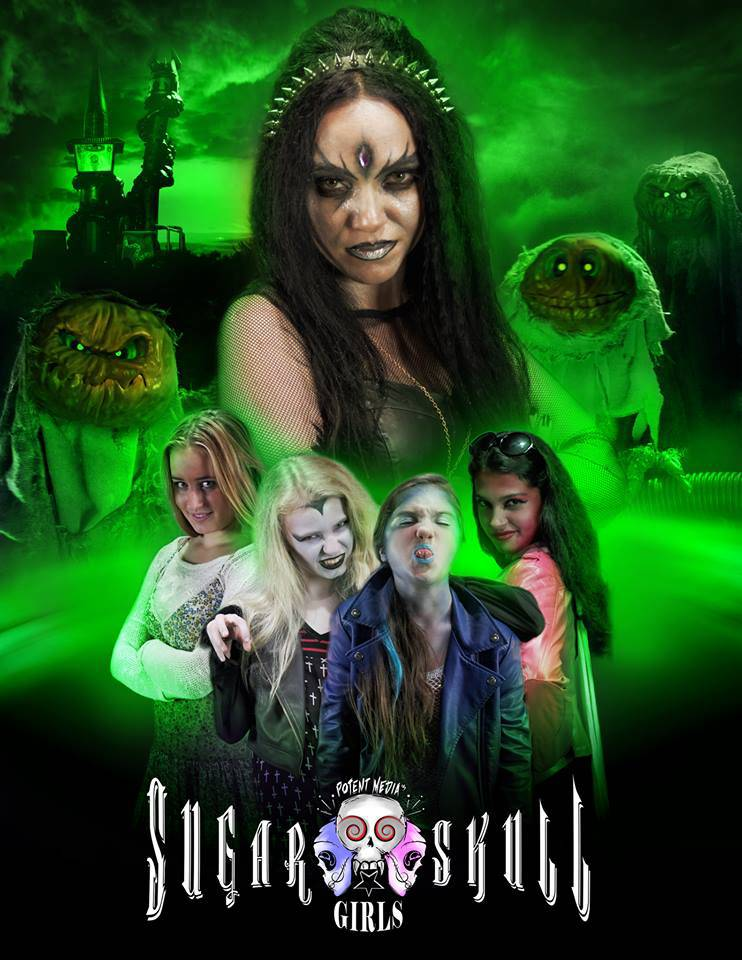 image Potent Media's Sugar Skull Girls Watch Full Movie Free Online