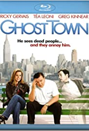 Making 'Ghost Town' Poster