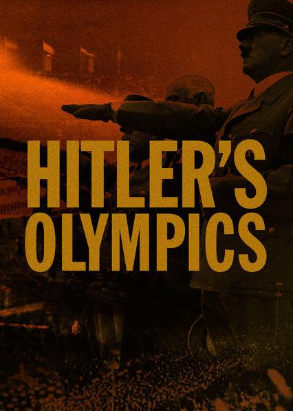 image Hitler's Olympics (2016) (TV) Watch Full Movie Free Online