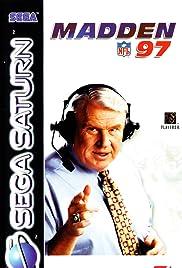 Madden NFL 97 Poster