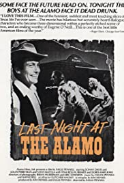 Last Night at the Alamo (1983) Poster - Movie Forum, Cast, Reviews
