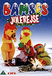 Bamses julerejse Poster