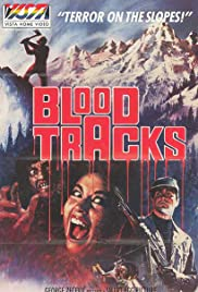 Blood Tracks (1985) Poster - Movie Forum, Cast, Reviews